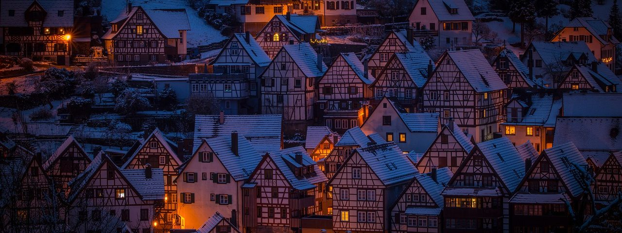 domy-wioska